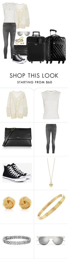 """""""Torqued."""" by foreverforbiddenromancefashion ❤ liked on Polyvore featuring Prabal Gurung, Alexander Wang, Lanvin, Converse, Tiffany & Co., Cartier, Blue Nile and Yves Saint Laurent"""