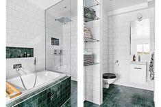Grön marmor badrum Alcove, Plan, Bathtub, Bathroom, Design, Standing Bath, Washroom, Bathtubs, Bath Tube