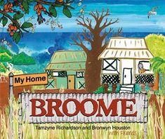 My Home Broome top 10 ATSI books