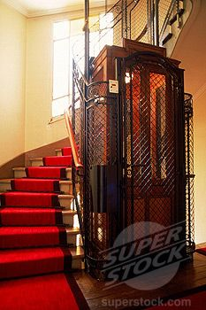 I love these. It would be great to have in a house where you had stair…