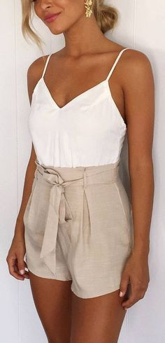 a classic playsuit  to try right now