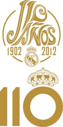 110 aniversario Real Madrid of the most famous football clubs) European Soccer, European Cup, Ramos Real Madrid, Uefa Super Cup, Best Football Team, Soccer World, Logos, Marketing, Branding