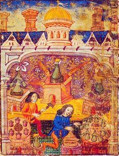 Alquimistas. Thomas Norton, The Ordinal of Alchemy.