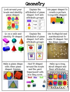 Make Standards with pictures to give when start a new standard Preschool Math, Math Classroom, Kindergarten Math, Teaching Math, Grade 1, Second Grade Math, Math For Kids, Fun Math, Math Resources
