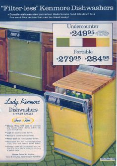 1000 Images About Kenmore On Pinterest Advertising
