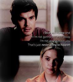 "Hanna and Caleb - 5 * 24 ""I'm a Good Girl, I Am"""