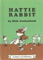 Hattie Rabbit (Early I Can Read Book) by…