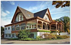 Restaurant Meierei im Bürgerpark (Bremen) http://fc-foto.de/37046166
