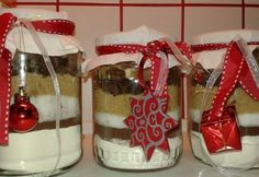Befőttes süti | NOSALTY Xmas Food, Snow Globes, Christmas Gifts, Food And Drink, Presents, Gift Wrapping, Cookies, Advent, Decor