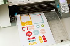 Silhouette tutorial  » excellent tips for using Print & Cut in the Silhouette Studio software