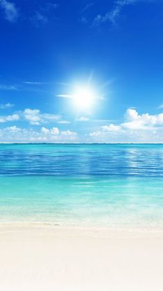sunrise tn the beach. Ocean Wallpaper, Summer Wallpaper, Trendy Wallpaper, Beautiful Nature Wallpaper, Beautiful Landscapes, Beach Photography, Nature Photography, Beach Scenes, Beach Pictures