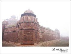 India, Delhi - The Red Fort by Dori Moreno