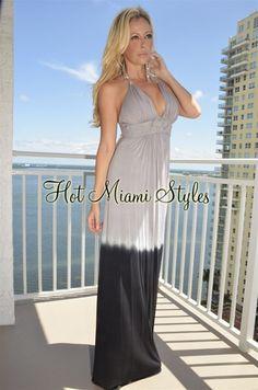 017a57ddd354 Halter Maxi Dresses, Clubwear, Color Blocking, Braids, Nice Braids,  Cornrows,