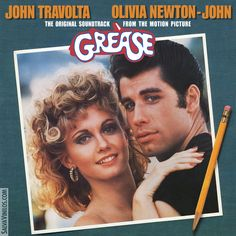 Grease. You are the one that i want honey!