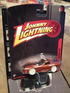 JOHNNY LIGHTNING White Lightning 2010 DODGE VIPER SRT10 ( RARE)