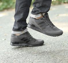 Adidas ZX 750 WV grey sneakers