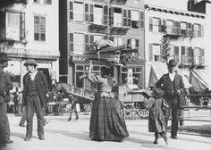 New York - History - Geschichte: Mulberry Bend