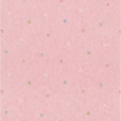 "Kids World Abby Lee 33' x 20.5"" Floral Wallpaper"