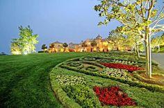 Coole Gartengestaltung – ungewöhnliche Ideen für Ihre Blumenbeete - coole gartengestaltung blumenbeete anlegen garten außergewöhnlich color gardens - outdoor gardens
