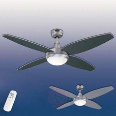 Modern Havanna ceiling fan with remote control-Fans-9602163-22