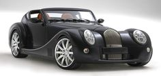 Morgan Aero SuperSports — Designed and engineered in house, the Morgan Aero SuperSports is a lightweight aluminium sports car with a luxurious specification.