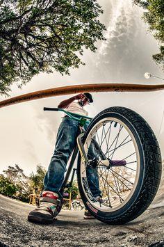 #BMX #PedalPower