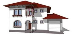 Imagine similară Byzantine, Home Fashion, Gazebo, Ottoman, Outdoor Structures, Mansions, House Styles, Dining, Cottages