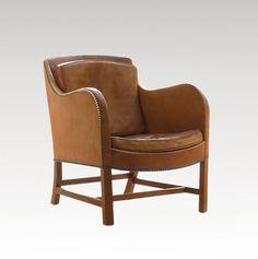 Kaare Klint Easy Chair 1930