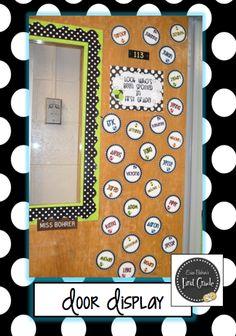 Photos of My First Grade Classroom