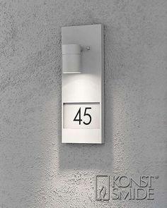 hausnummer mit beleuchtung kürzlich images der addeaafbbba house numbers outdoor lighting