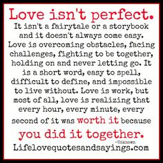 It's...simply complicated! It's...imperfectly perfect!!