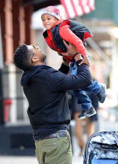 Usher baby  Usher dady
