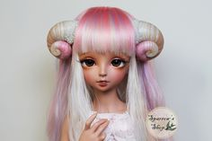 Rin sheep horns