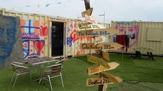 Container Hostels