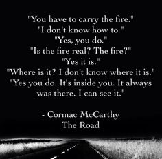Cormac McCarthy - The Road