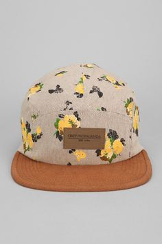 OBEY Meadowlark II 5-Panel Hat