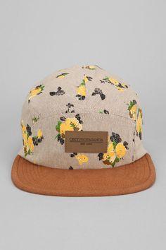OBEY Meadowlark II 5-Panel Hat
