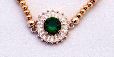 Rose gold bracelet, pave bracelet,cubic zirconia bracelet,flower bracelet, beaded bracelet,baguette bracelet #bracelets
