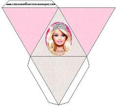 Cajitas Imprimibles de Barbie Life. | Ideas y material gratis para fiestas y celebraciones Oh My Fiesta!