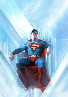 Superman: Action Comics 1000 variant by Gabriele Dell'Otto Superman Comic, Artwork Superman, Mundo Superman, Logo Superman, Superman Stuff, Marvel Comics, Dc Comics Art, Smallville, Comic Sans