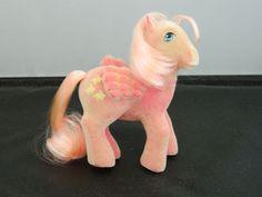 Hippity Hop. So Soft pony. Year 4. 1985-86.