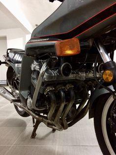 Honda CBX 1047 - for sale alexgorilas@gmail.com Honda Cbx, Motorcycle, Link, Vehicles, Rolling Stock, Motorcycles, Vehicle, Motorbikes, Engine