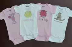 Early Holiday Shopping/Little Marsupials Organic Baby Clothes   100% certified organic cotton whimsical baby clothes by Little Marsupials