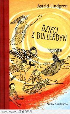 Najlepsza książka z dzieciństwa! :) * Astrid Lindgren,… na Stylowi.pl