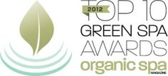 Top 10 Green Spa Awards. These spas and resorts artfully weave sustainability and environmentally friendly practices... #Wellness http://www.organicspamagazine.com/2012/03/osms-2012-top-10-green-spa-awards/#