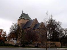 Kostel sv.Bartoloměje Praha-Kyje