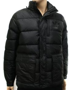 Adidas Originals Mens AC Down Black Jacket, Size M. From  adidas. List  Price   206.25. Price   131.98 18220f1c3f