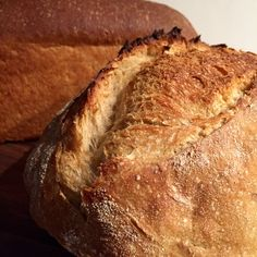 Home made bread with desem