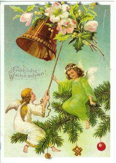 Angel Fröhliche Weinachten!