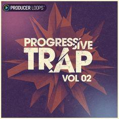 Progressive Trap Vol. 2 from Producer Loops